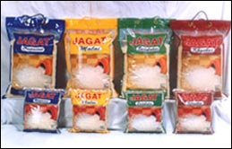 Basmati Rice Packings